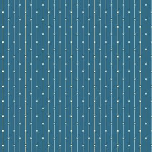 Tissu Andover A 9591 B bleu lemillepatch