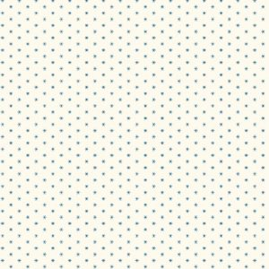 Tissu Andover A 9594 BL blanc lemillepatch