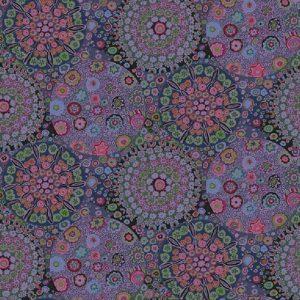 Tissu Free Spirit 092 violet lemillepatch
