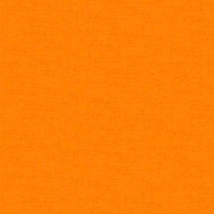 Tissu Makower 1473-N4 orange lemillepatch