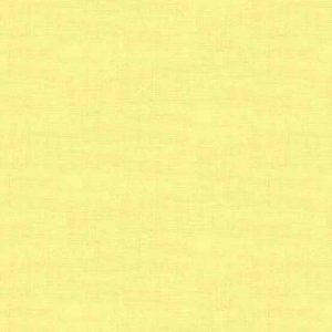 Tissu Makower 1473-Y1 jaune lemillepatch