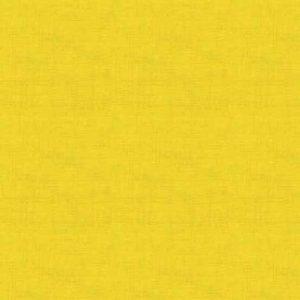 Tissu Makower 1473-Y4 jaune lemillepatch