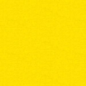 Tissu Makower 1473-Y5 jaune lemillepatch