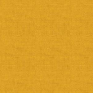 Tissu Makower 1473-Y7 jaune lemillepatch