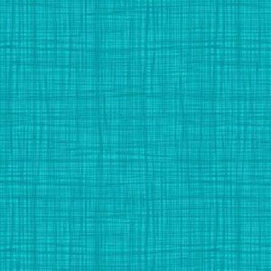 Tissu Makower 1525-B4 bleu lemillepatch