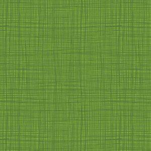 Tissu Makower 1525-G vert lemillepatch