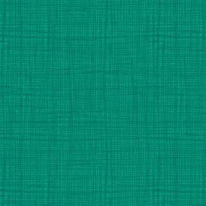 Tissu Makower 1525-T6 vert lemillepatch