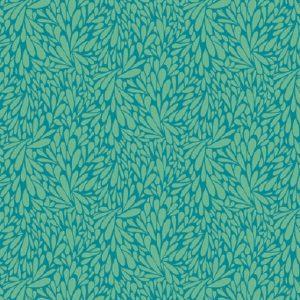 Tissu Windham 51934-3 vert lemillepatch