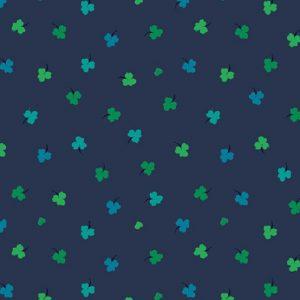Tissu Windham 51935-2 bleu lemillepatch
