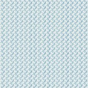 Tissu Andover A 9590 B bleu lemillepatch