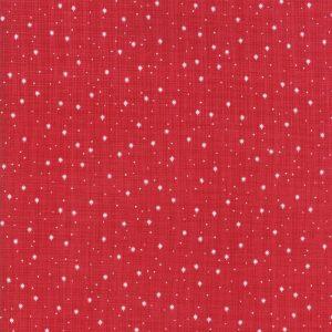 Tissu Moda 13174 12 rouge lemillepatch