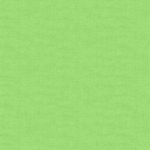 Tissu Makower 1473 G3 vert lemillepatch