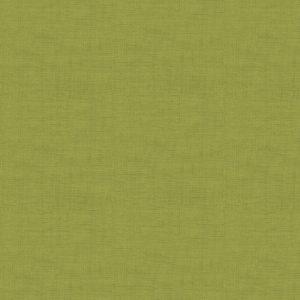 Tissu Makower 1473 G6 vert lemillepatch