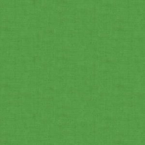Tissu Makower 1473 G7 vert lemillepatch