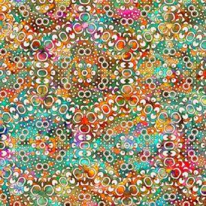 Tissu QT Fabrics 27100 E vert lemillepatch