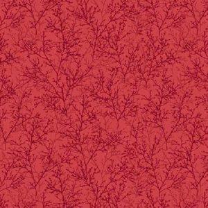 Tissu Stof 4501-466 rose lemillepatch