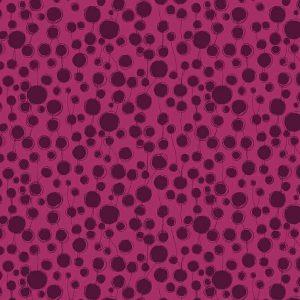 Tissu Stof 4518-050 violet lemillepatch