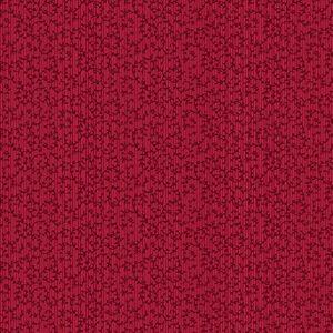 Tissu Henry Glass 2603-88 bordeaux lemillepatch
