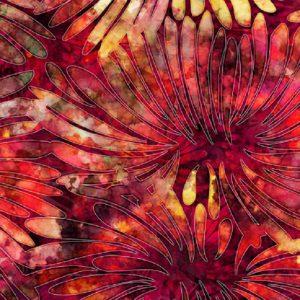 Tissu QT Fabrics 28188 R rouge lemillepatch