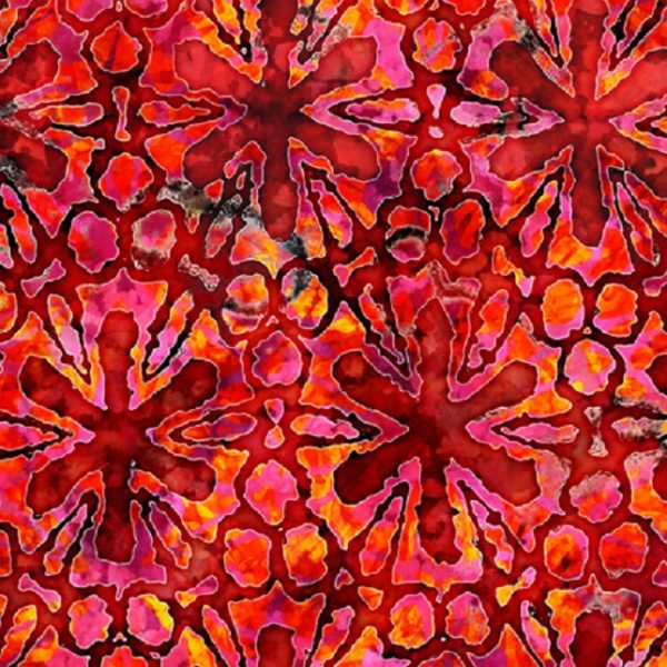Tissu QT Fabrics 28189 R rouge lemillepatch