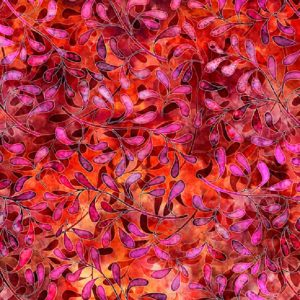 Tissu QT Fabrics 28191 R rouge lemillepatch