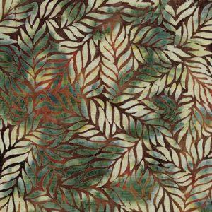 Tissu Makower 6 1013 beige lemillepatch
