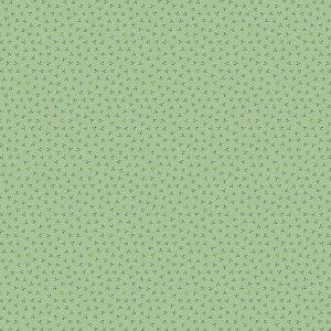 Tissu Andover 9776 G vert lemillepatch