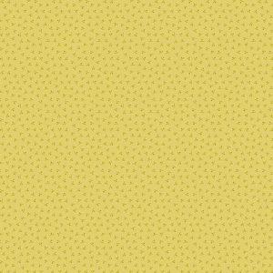 Tissu Andover 9776 Y jaune lemillepatch