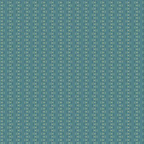 Tissu Andover 9778 T bleu lemillepatch