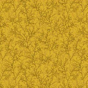 Tissu Stof 4501-470 jaune lemillepatch