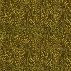 Tissu Stof 4514-041 vert lemillepatch