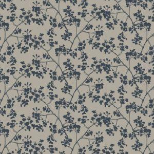Tissu Windham 52321-1 gris lemillepatch