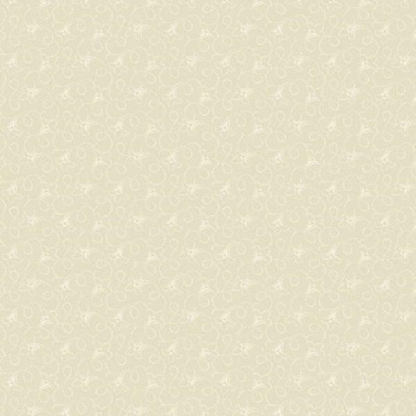 Tissu Andover 9731 N écru lemillepatch