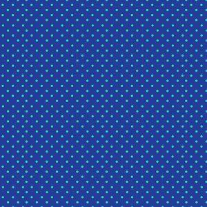 Tissu Makower 830-BT bleu lemillepatch