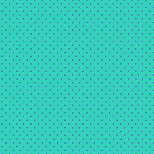 Tissu Makower 830-TB bleu lemillepatch