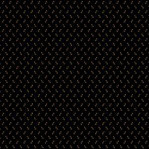 Tissu Andover 9737 K noir lemillepatch