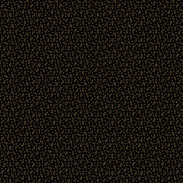 Tissu Andover 9738 K noir lemillepatch