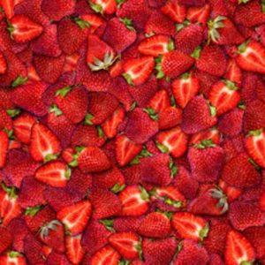 Tissu Quilting Treasures 28460-R rouge lemillepatch