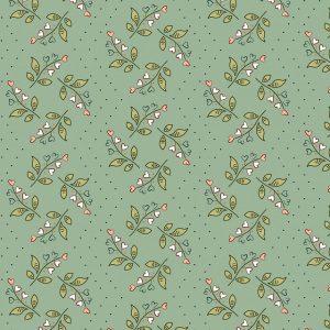 Tissu EQP Fabrics 210-502 bleu lemillepatch